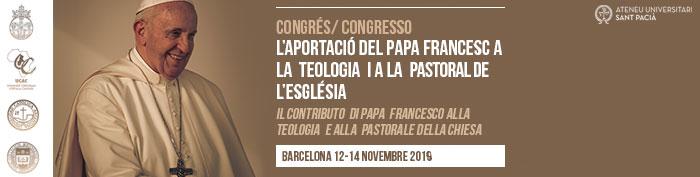 Congreso sobre el Papa en Barcelona